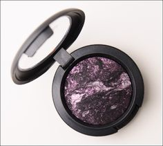 MAC Young Punk Mineralize Eyeshadow  Gotta own this... such a beautiful purple