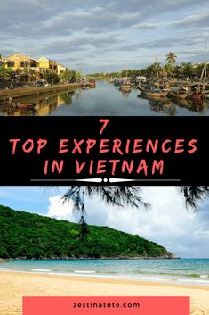 If I look back at my time spent in Vietnam it appears like a series of unforgettable experiences. But dont ask me for just one favourite. My list of best things to do and places to visit in Vietnam is extensive. Vietnam Travel Guide, Asia Travel, Japan Travel, Luang Prabang, Laos, Travel Guides, Travel Tips, Khao Lak, Koh Chang