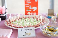 Kristy Lin Photography: Dr. Seuss: Oh, the places you'll go Baby Shower