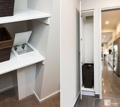 LAUNDRY CHUTE  Image result for stylemaster kitchens