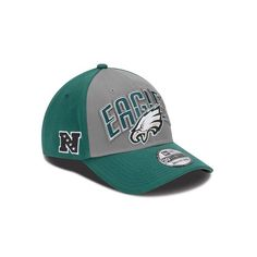 21b6e5ccbd3 Philadelphia  Eagles 2013 New Era® 39THIRTY® Draft Hat. Click to order!