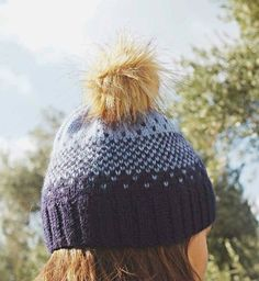 Norwegian hand knitted hat with pom pom by HenriettePro on Etsy Pom Pom Hat, Hand Knitting, Knitted Hats, Winter Hats, Trending Outfits, Unique Jewelry, Handmade Gifts, Awesome, Etsy