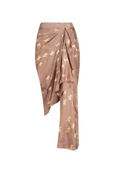 Red horse printed off shoulder top with beige drape skirt available only at Pernia's Pop Up Shop. Anarkali, Lehenga, Saree, Mehndi Party, Draped Skirt, Horse Print, Pernia Pop Up Shop, Party Outfits, Off Shoulder Tops