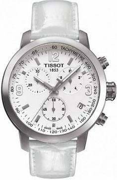 T055.417.16.017.00, T0554171601700, Tissot prc 200 quartz chrono watch, mens