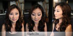 LOS ANGELES ASIAN BRIDE WEDDING MAKEUP ARTIST | OLIVIA | ANGELA TAM >> MAKEUP AND HAIR TEAM