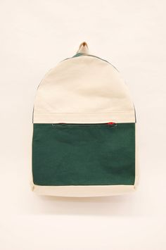 Arch Zip Backpack: American Holly