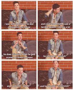 euuuuhhhh!! bahahahahaha! :) Logie, you're hilarious! <3