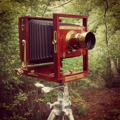 """Optimus"" Quick Acting Portrait lens (London) mounted on a 5x7 inch ""Competitor View"" from the Senica Manufacturing Company (Rochester, NY) #SurplusCameraGear #Sinar Norma #Wollensak Optical #Woonsocket #SKGrimes #PortraitLens #Graflex #RBSuperD #LargeFormatCamera #5x7Camera #4x5Camera #ViewCamera #SenicaCamera #FieldCamera #MonorailCamera #GroundGlass #TailboardCamera"