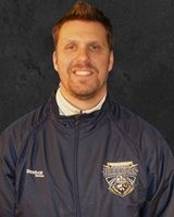 Dean Stork is the Head Coach of the Greenville Road Warriors of the ECHL