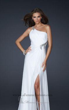 La Femme 17214 Dress