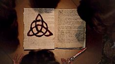 Symbols are a series of seals and markings used extensively by witches, drawn as representations. Hollywood Tv Series, Fan Image, Baby Witch, Vampire Dairies, Love Never Dies, Delena, Coven, Symbols, The Originals