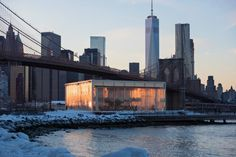 Jane's Carousel by Julienne Schaer/NYCgo #nyc