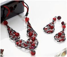 Even More Valentine's Day Jewelry Tutorials - The Beading Gem's Journal