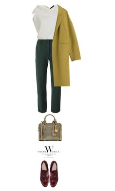 """""""Untitled #2235"""" by lullilia ❤ liked on Polyvore featuring Roland Mouret, Prada, Alexander McQueen and Boohoo"""