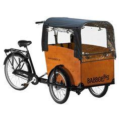 triporteur Babboe : love it !