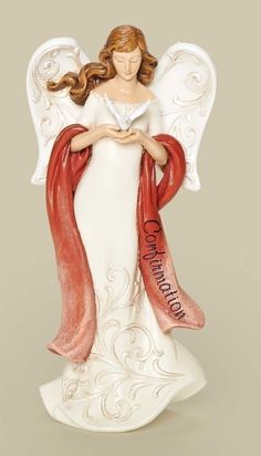 "7.5"" Confirmation Angel Figure Joseph Studio"