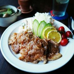 Pork Recipes, Wine Recipes, Asian Recipes, Cooking Recipes, Healthy Recipes, Recipies, Cooking Ideas, Tandoori Masala, Good Food