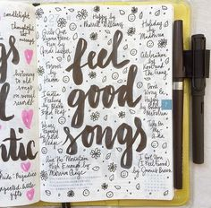 Awesome Journaling Ideas