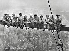 Bettmann / Corbis Archive - Rockefeller Center, 1932