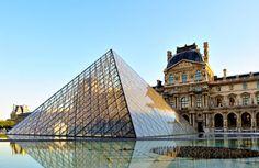 The Louvre Museum Paris