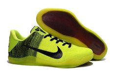 sale retailer 28af3 6e77d Find Nike Kobe 11 Green Black-Volt Basketball Shoes For Sale Super Deals  online or in Pumarihanna. Shop Top Brands and the latest styles Nike Kobe 11  ...