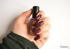 Nails #25: Barry M Berry Cosmo