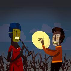 Esgar Acelerado :: Masked Musicians