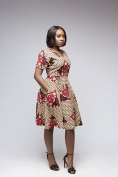 african attire dresses / african attire - african attire for men - african attire head wraps - african attire dresses - african attire for women outfits - african attire traditional - african attire skirts - african attire for kids Short African Dresses, Ankara Short Gown Styles, Latest African Fashion Dresses, African Print Fashion, Ankara Gowns, Ankara Fashion, Africa Fashion, African Prints, African Fabric