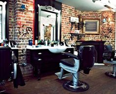 Ted's Grooming Room Mayfair, again built around the concept of traditional Turkish shaving and barbering
