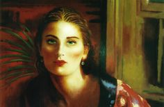 Joanna Zjawinska (b.1950) —  Sonia, 2001