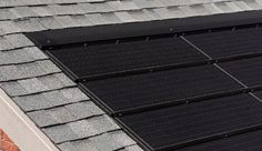 Certainteed Solar panel shingles - 56 watts per pannel....$24,000 for average installation - if u incentives and good sun, could pay itself off in 4-8 years.