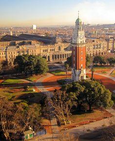 Retiro, torre de los ingleses. Buenos Aires. Hotel en Buenos Aires.