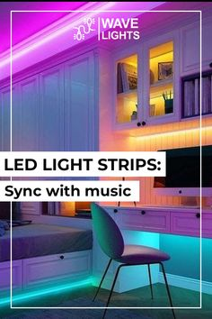 Syncing your favorite music with the LED light strips, now that is an amazing perk! Click here to order now. Led Light Strips, Led Strip, Alexa Echo, App Control, Cutting Tables, A Whole New World, Get The Party Started, Stay Cool, Gaming Setup