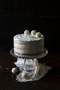 Torta de Coco y Vainilla