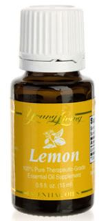 Mix 3-4 drops of lemon oil with 1 tsp. extra-virgin coconut oil and apply over belly, hips, buttocks, and thighs to help dissolve fat and tighten skin.