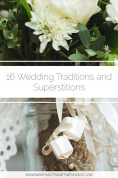16 Wedding Traditions and Superstitions - For better or for worse? Spiders, evil spirits, and other marriage omens that have been brewing for hundreds of years. Wedding Superstitions, Our Wedding, Wedding Ideas, Wedding Etiquette, Martha Stewart Weddings, Evil Spirits, Spiders, Big Day, Brewing