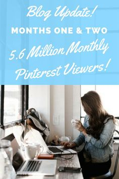 Blogging: Two Month Re-Cap, Income Report and 5.6M Monthly Pinterest Viewers! – Looks Like Happy  #blogging #blog #pageviews #tailwind #pinterest #mothlyviewers #incomereport #newblog #lookslikehappy