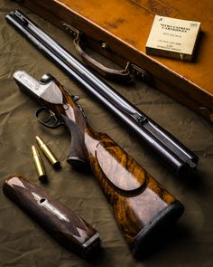 Westley Richards, Droplock, 577-500