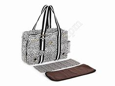 Petsmartpm 103PW White Leopard Pattern Leather Pet Carriers Purse Dog Tote Bag Puppy Handbag Cat Cage Doggy Pouch ** Continue to the product at the image link.