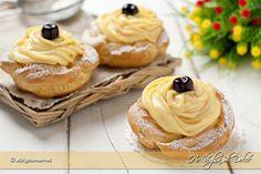 Zeppole di San Giuseppe al forno ricetta | Ho Voglia di Dolce
