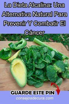 Dieta alcalina para el cancer