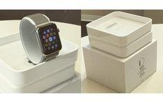 Apple Watch: Se Filtran dos Fotos de su Embalaje Original