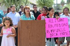 A Dreamer fights to stop the deportation of her father