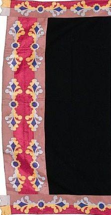 Osage Ribbon-work Blanket