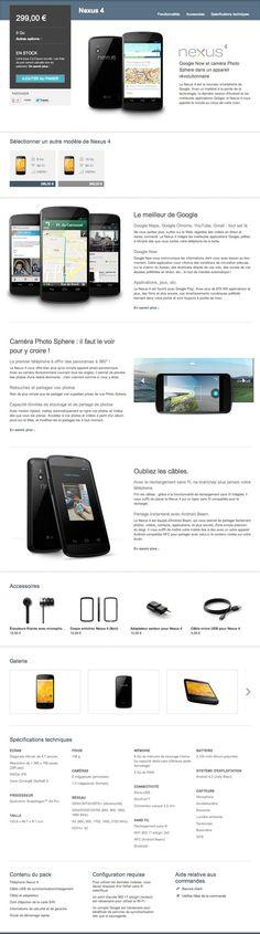 Nexus // Google Smartwatch, Google Store, Camera Photos, Latest Smartphones, Android, Pixel Phone, Google Nexus, Ui Inspiration, Tech
