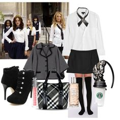 5 winter school uniforms in style