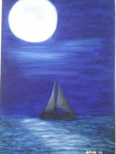 Luna a vela