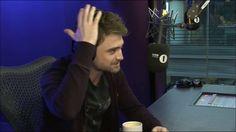 Daniel Radcliffe Grimmy BBC Radio 1 2016