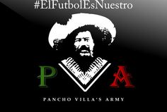 Get Hyped! Make this your Twitter & Facebook profile pic! #USvMEX #PanchoVillasArmy #ElFutbolEsNuestro #VivaMexico