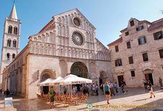 Zadar's Cathedral of St. Anastasia